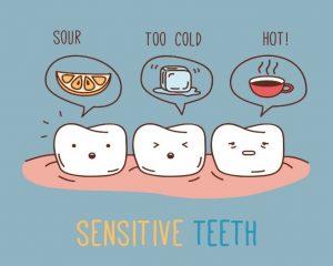 tooth senstivity